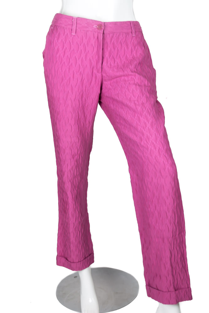 Women's Pink Moschino Pants